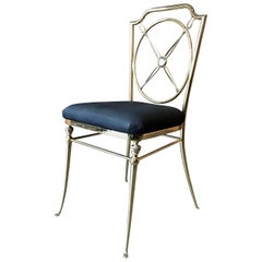 Brass Chiavari Style Chair