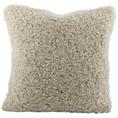 Australian Sheepskin Shearling Pillow Cushion