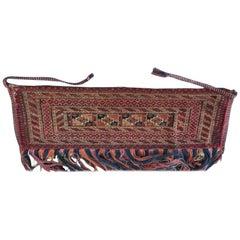 Antique Turkoman Torba Bag