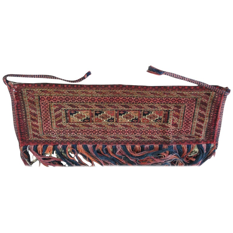 Antique Turkoman Torba Bag For Sale At 1stdibs