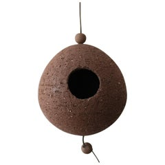 Stan Bitters Ceramic Birdhouse for Hans Sumpf, 1960s