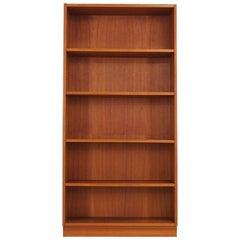 Bookcase Retro Teak 1960-1970 Danish Design