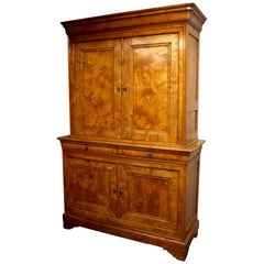 Early 19th Century French Chestnut Cupboard