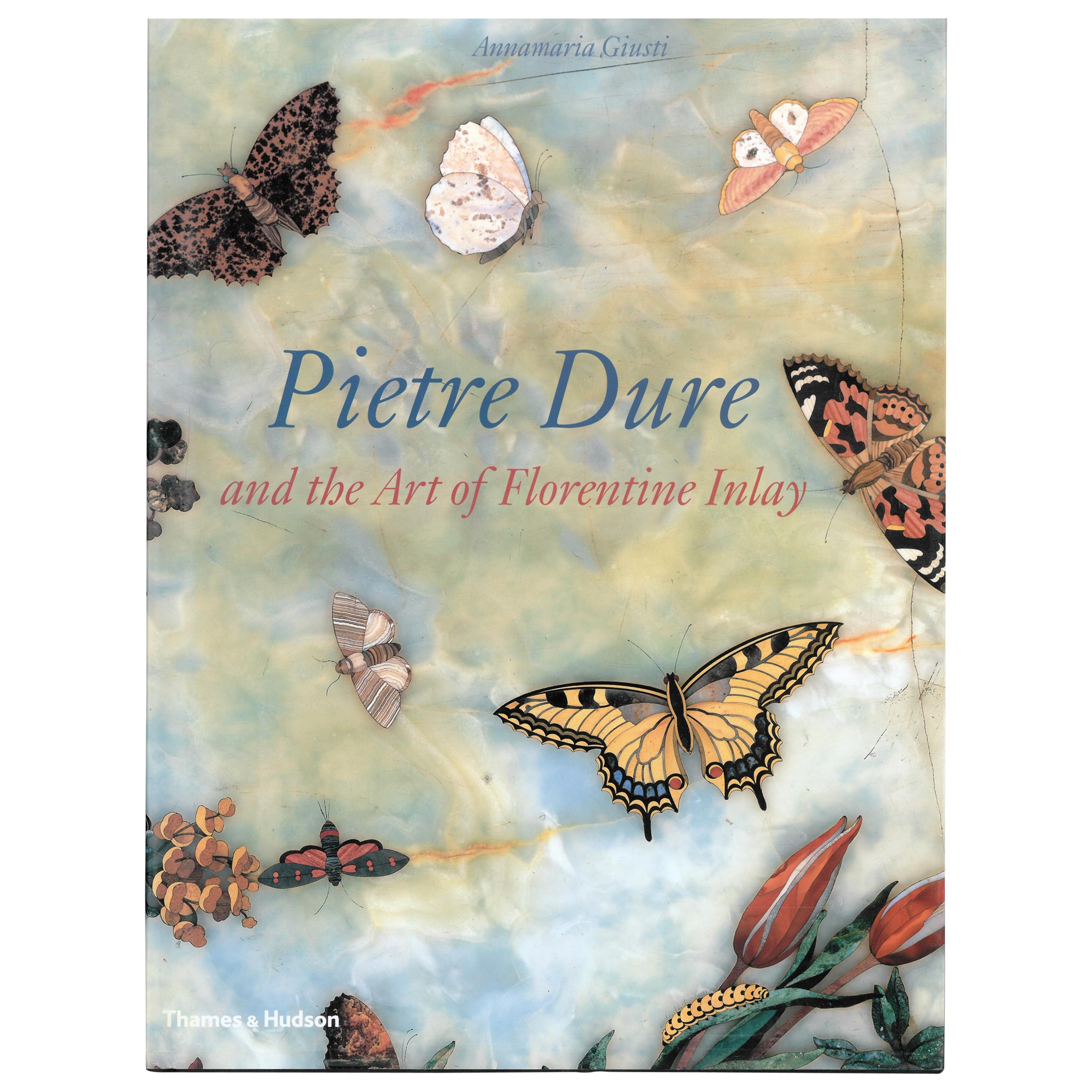 Pietre Dure, and the Art of Florentine Inlay 'Book'