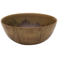Unique Bowl by Axel Salto