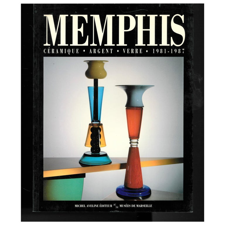 Memphis 'Collection of 3 Book' For Sale
