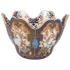 Late 19th Century Japanese Imari Bowl