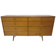 Paul McCobb Eight-Drawer Planner Group Dresser