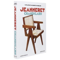 """Catalogue Raisonné Du Mobilier Jeanneret Chandigarh"" Book"
