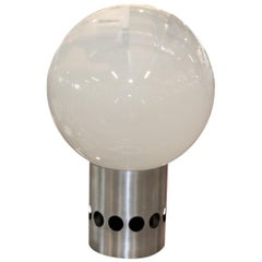 Sonneman Bubble Sphere Lamp Labelled