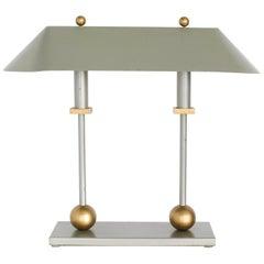 Robert Sonneman Postmodern Lamp