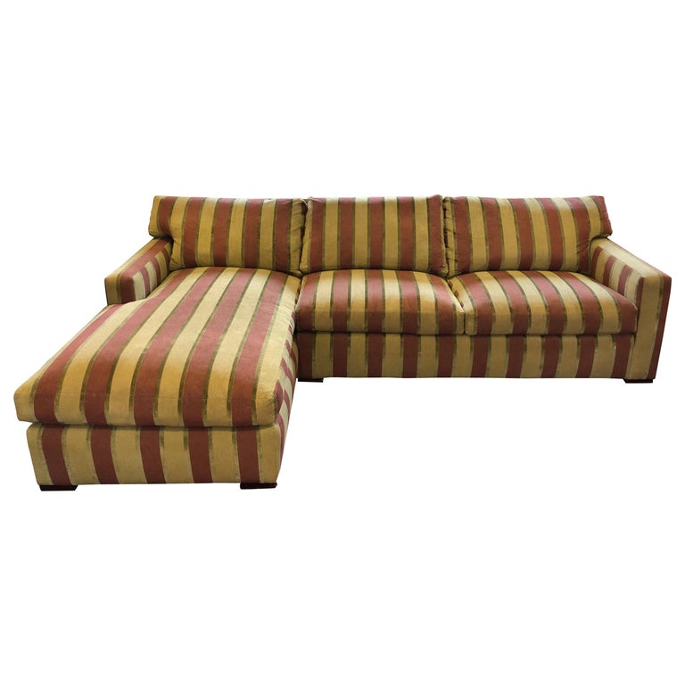 A. Rudin No. 2634 Two-Piece Sectional For Sale