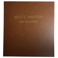 Brett Weston, Baja California, Portfolio with 15 Photographs