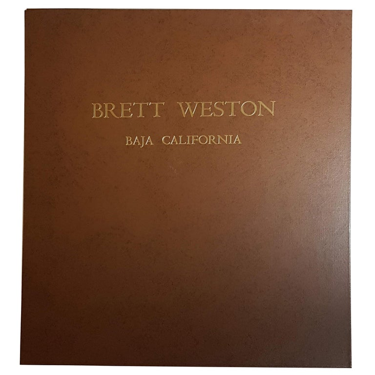 Brett Weston, Baja California, Portfolio with 15 Photographs For Sale