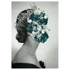 "Crystal Grace Kelly Naropinosa, ""Untitled"" Digital Collage, Spain, 2019"