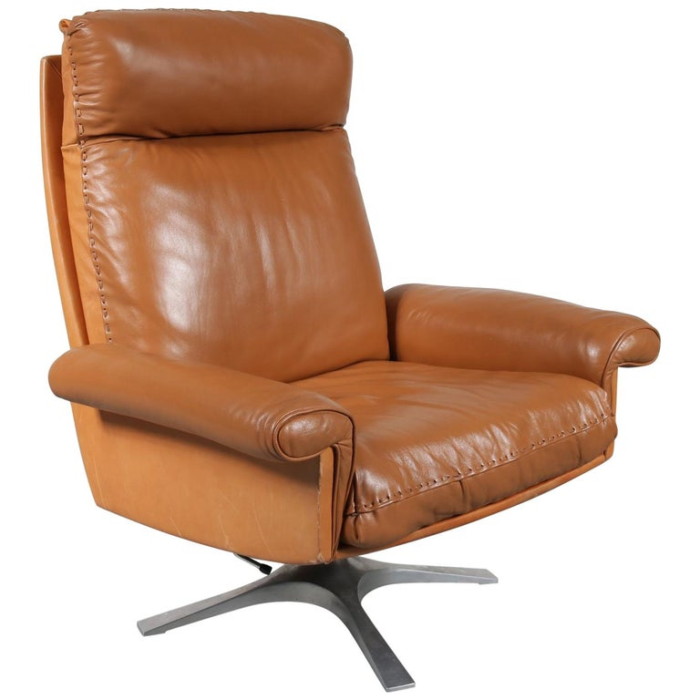 DS 31 Lounge Chair by De Sede, Switzerland, 1970 For Sale