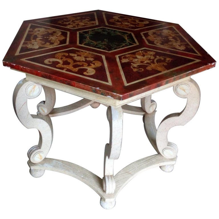 Dutch Table, Italy, 20th Century For Sale