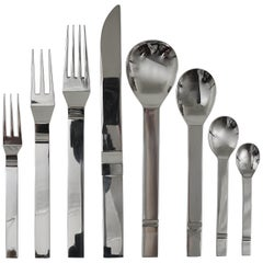 Comprehensive Flatware Cutlery by Bob Patino for Berndorf, Austria, 1990s