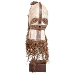 African Mask, Prob, First Half of the 20th Century