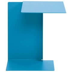 ClassiCon Diana B Side Table in Light Blue by Konstantin Grcic