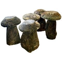 19th Century Staddle Stone, England
