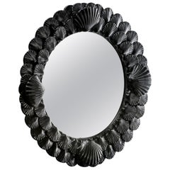 Conchiglie Oval Mirror