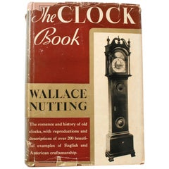 The Clock Book by Wallace Nutting