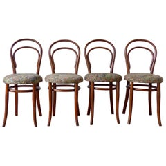 Thonet Chairs, Antique, Late 19th Century Model 14