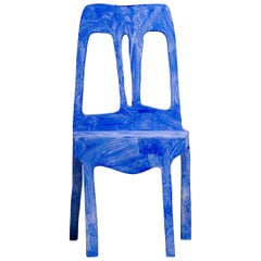 Chair Sculpture by Klaas Gubbels