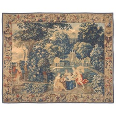 Late 17th Century French Tapestry