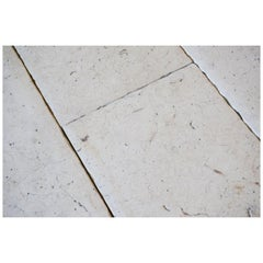 Lot of 300 Sq. Ft. Limestone Flooring from Jericho