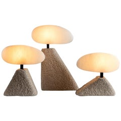 Stephen Downes, Set of Three 'Seed' Table Lamps, United States, 2011