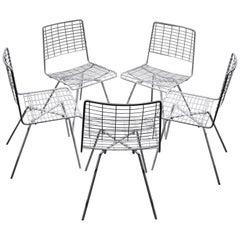 John Keal Iron Chairs