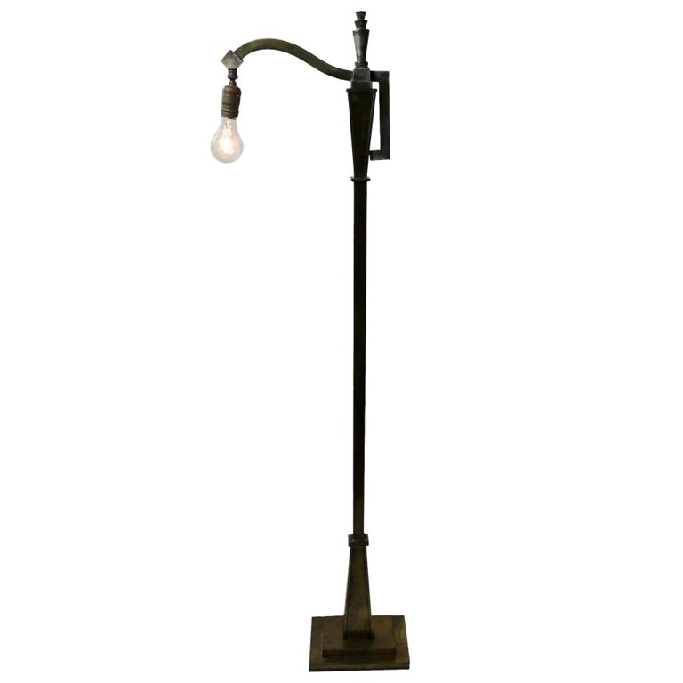 Art Deco Floor Lamp