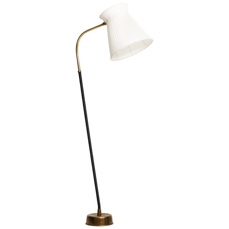 Lisa Johansson-Pape Floor Lamp by Orno in Finland For Sale