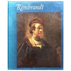 "Great Art Of The Ages ""Rembrandt"" by Wilhelm Koehler, Illustrated, U.S.A, 1961"