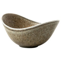 Gunnar Nylund Ceramic Bowl Model ARO by Rörstrand in Sweden