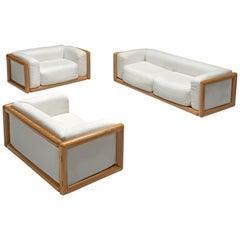 Carlo Scarpa 'Cornaro' Living Room Set