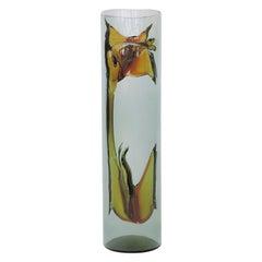Toni Zuccheri Murano Vase for VeArt, Italy, 1970