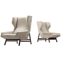 Gianfranco Frattini for Cassina Customizable Lounge Chairs