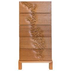 Rococo Dresser in Cedar Wood