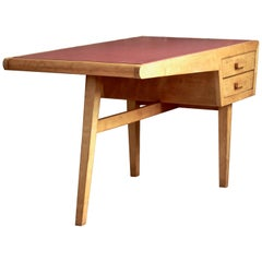 Vintage Writing Desk by Picus Furniture, Mid-Century Modern