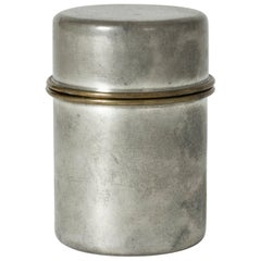 Pewter Jar by Björn Trädgårdh