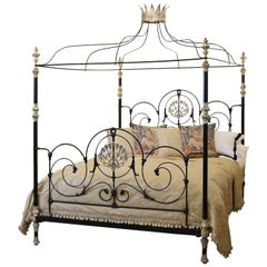 Six Foot Wide Alhambra Poster Bed