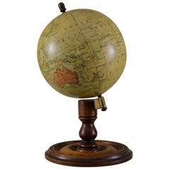 British Empire Educational Globe, circa 1890