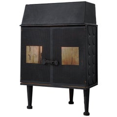 Sigurd Persson Woodburning Stove in Cast Iron