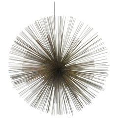 Curtis Jere Starburst Wall Sculpture