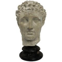 Italy circa 1990 Academic Cast Depicting a Hermes Head