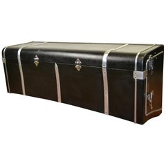 1930s Car Trunk for Classic Car by Malles Charlet Brussels