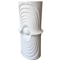 Royal Porzellan Bavaria KPM White Vase